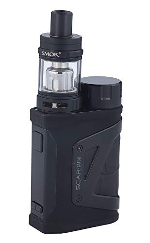 SMOK Scar Mini E-Zigaretten Set - 80 Watt, Schwarz, 3ml Tankvolumen