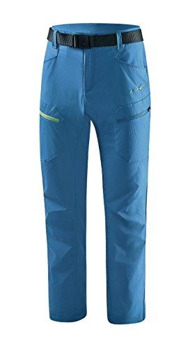 Black Crevice Herren Trekking Hose, blau, XL