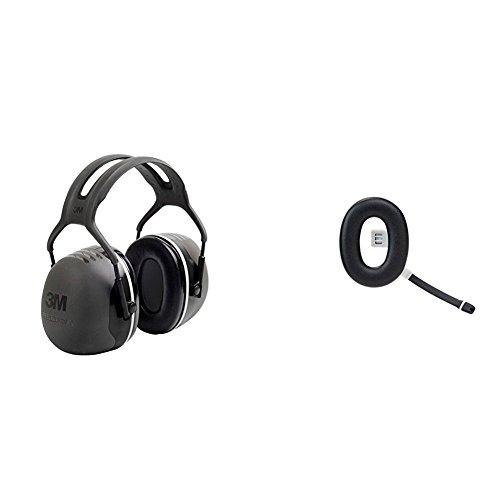 3M PELTOR X5A ear defender with 3M Peltor Wireless Communication Earmuff...