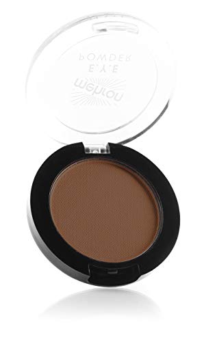 Mehron Makeup Matte E.Y.E Powder, ESPRESSO (.12 oz)