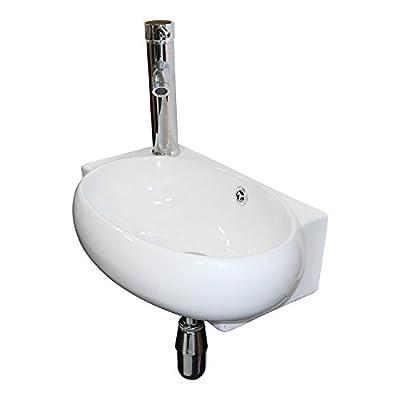Bathroom corner sinks