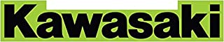 """D`Cor Sticker Decal Officially Licensed Kawasaki 24"""" 40-20-124"""