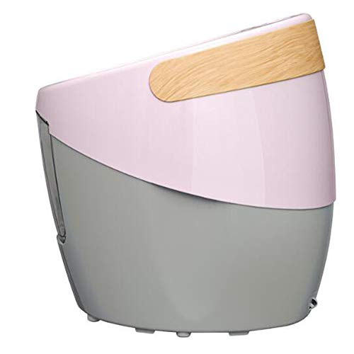 Fantastic Prices! GQHZXCV Foot Spa Bath Massager Bubble Heat Soaker Vibration Pedicure Soak Tub,Pink