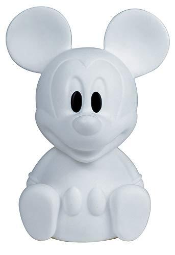 FUN HOUSE 713128 Disney Mickey Veilleuse pour Enfant +/-20 cm, Multicouleur