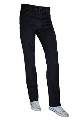 Wrangler Herren Texas Jeans, Blau-Schwarz, 36W / 34L