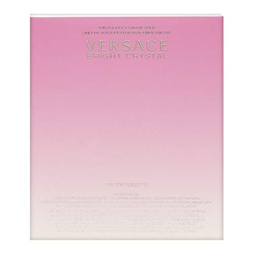 Eau au Toilette pour Femme Gianni Versace Bright Crystal - 1
