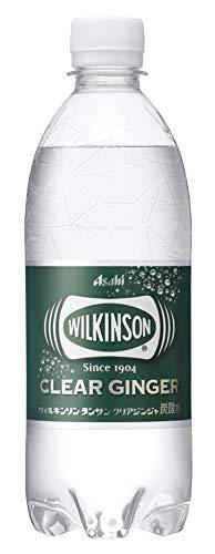 ウィルキンソン タンサン クリアジンジャ 500ml×24本 PET