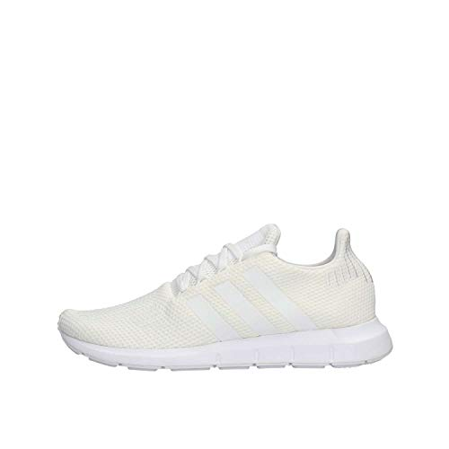 Adidas Swift Run, Zapatillas Hombre, Blanco (Footwear White/Footwear White/Core Black 0), 44 2/3 EU