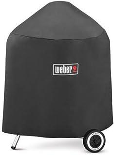 Weber 7149 チャコールグリル用カバー 22.5インチ(57cm)バッグ付き