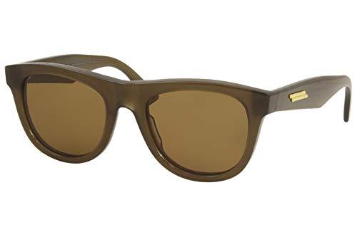 Bottega Veneta Gafas de Sol BV1001S BROWN/BROWN 52/21/145 unisex