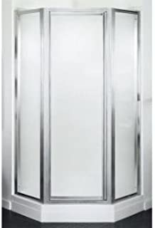 Sterling 2200A-36S Deluxe Shower Door Neoangle 17-1/16