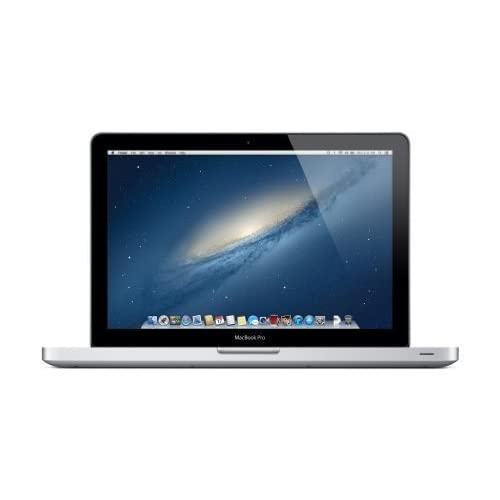 Laptops & Netbooks Macbook Pro A1278 13.3 Inch Screen 500gb Hard Drive 8gb Memory Intel Core 2 Duo Great Varieties Apple Laptops