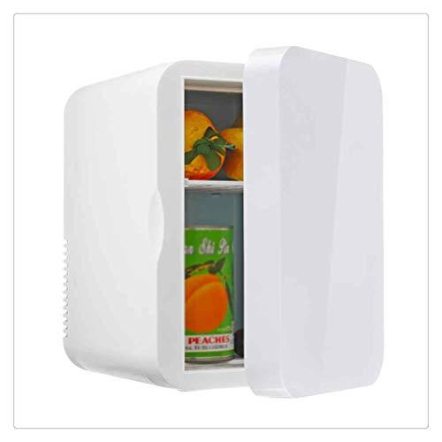WNDRZ Congelador Portátil De 12V para Coche, Mini Nevera De 6L, Refrigerador para Coche, Refrigerador para Puerta, Refrigerador De Doble Uso para El Hogar