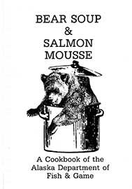 Bear Soup & Salmon Mousse