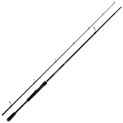 SHIMANO Aernos AX Spinning 610 M, 2,13metro, 6,99ft, 7-35gramo, 2 Piezas, Caña de Pesca Spinning, SARNSAX610M