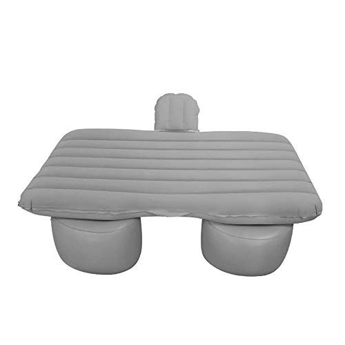 household items Colchón de Aire portátil de Viaje para Acampar con Bomba de Aire y Dos Almohadas, Adecuado para la mayoría de los Modelos de automóviles