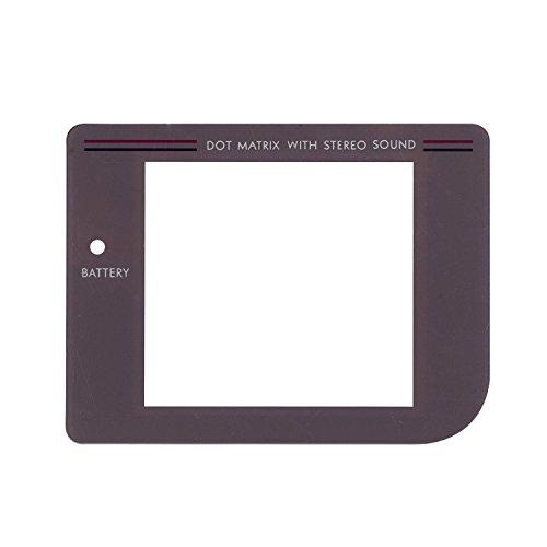 Timorn Lente de la Pantalla del reemplazo del Protector para Game Boy GB Sistema Original (2pcs)