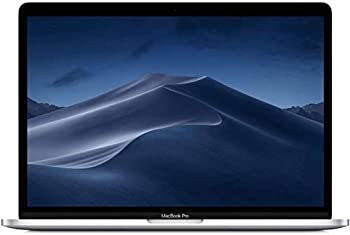 Apple MacBook Pro with touch screen 13-inch Retina 2.3GHz Quad-Core Intel Core i5 8GB RAM 256GB SSD - Silver  Previous Model   Renewed