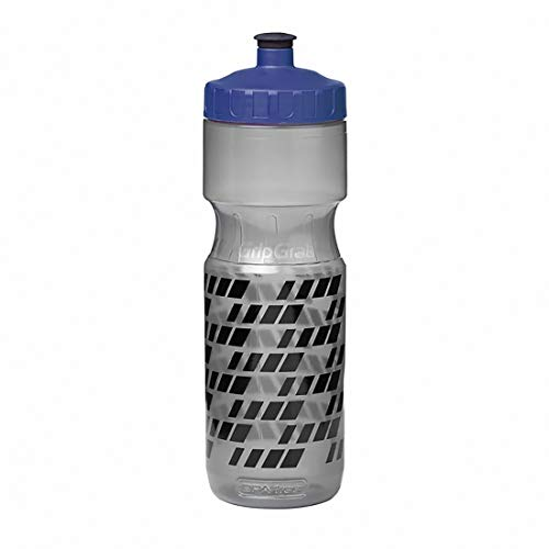 GripGrab Bidón de Ciclismo Botella de Agua para Bicicleta sin BPA Plástico Degradable, 600 ml y 800 ml 6 Colores, Adultos Unisex