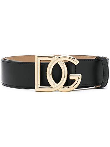 Luxury Fashion | Dolce E Gabbana Donna BE1357AX35080999 Nero Cintura |