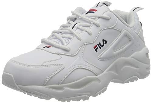 FILA Melody wmn zapatilla Mujer, blanco (White), 37 EU