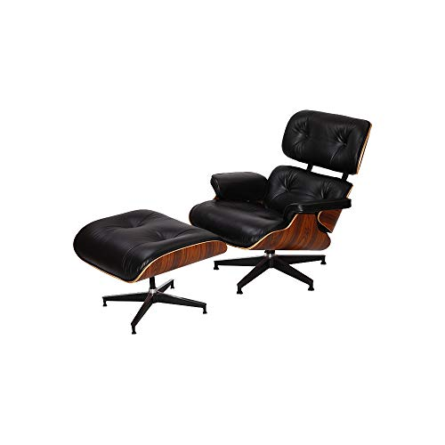 best Lounge Chair and Ottoman
