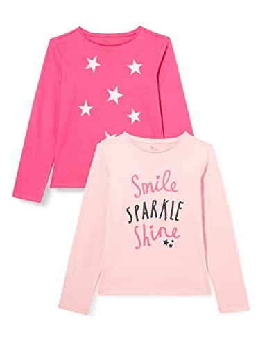 ZIPPY ZG0303_488_5 Camiseta, Rosa, Regular Chicas