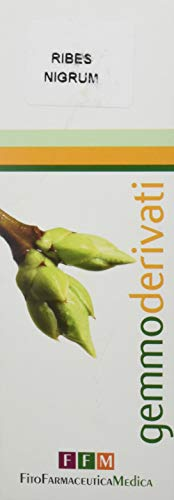 Fitofarmaceutica Gemmoderivato Ribes Nero - Flacone da 100 ml