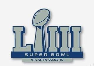 Super Bowl LIII (53) Commemorative Lapel Pin - Atlanta 02.03.19 2ff509e2c