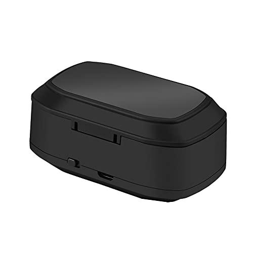 Qqmora Mini estéreo de Auriculares inalámbricos Bluetooth inalámbricos para Uso Diario
