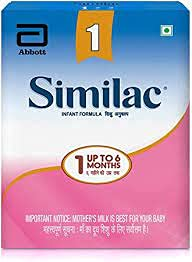 Similac Infant Formula Stage 1-400 g, up to 6 months