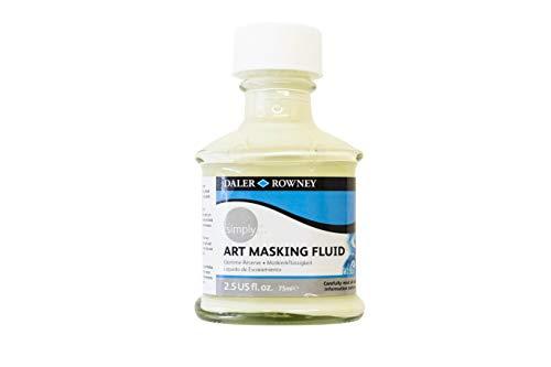 Daler Rowney - 118975020 - Kit De Loisirs Créatifs - Liquide De Masquage Artistique Simply