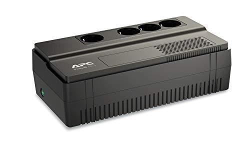 APC Easy-UPS BV - BV500I-GR - Unterbrechungsfreie Stromversorgung 500VA (AVR, 4 Schuko Ausgänge)