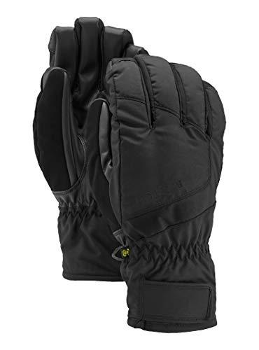 Burton Profile Underglove Guantes de Snowboard, Hombre, Negro (True), L