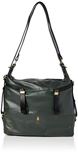 FLY London Damen ARYA706FLY Handtasche, Dk Grün, One Size