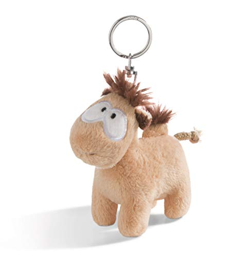 Nici 45230 Keyring Camel Kemal 10cm, Brown