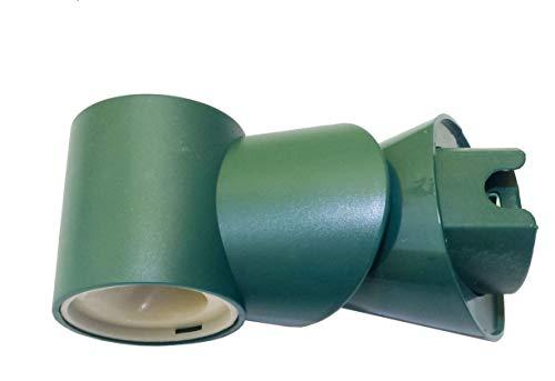 PIESSEONLINE Confezione da 1 Snodo per Spazzola Hd 35 / Hd 40 Folletto Vk 130 131 135 136 140 150, Aspirapolvere Vorwerk Adattabili