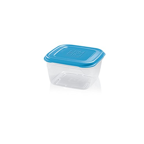 GioStyle Ermetici Blu - Contenitore Quadrato L. 0,5