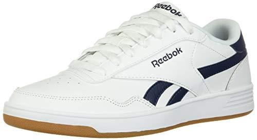 Reebok mens Reebok Classic Men's Royal Techque T Shoes Sneakers, White/Collegiate Navy/Gum, 7 US