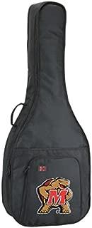 NCAA Collegiate Acoustic Guitar Bag -Maryland Terrapins