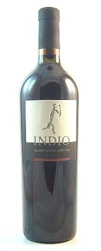 Indio Montepulciano d`Abruzzo DOC 2014 Cantine Bove, trockener Rotwein aus Abruzzen