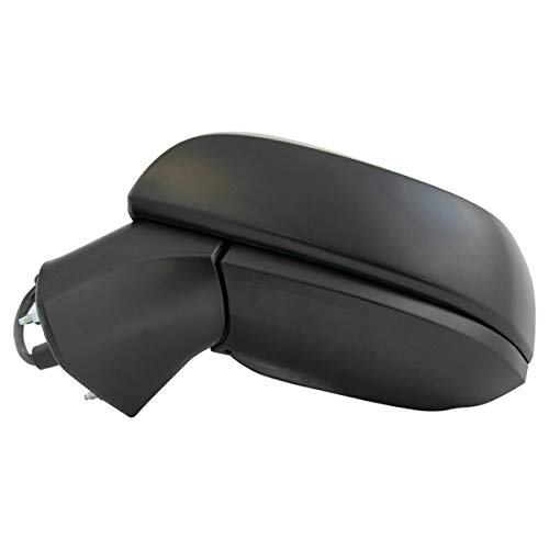 Side View Mirror Power Textured Finish Driver Side Pair Compatible with Rav4