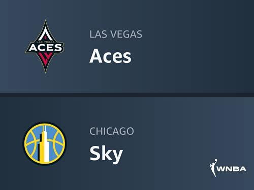 Chicago Sky at Las Vegas Aces