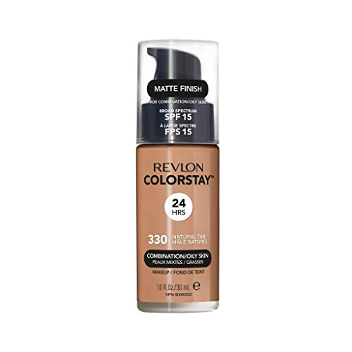 Revlon ColorStay Makeup 30ml - 330 Natural Tan SPF15 Combination/Oily Skin