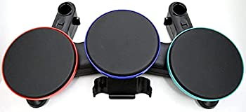Activision Wireless Band/Guitar Hero OEM DRUM PADS ONLY for Xbox 360 Playstation 3 Warriors of Rock GH5 WOR PS3