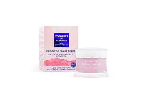 PROBIOTIC NIGHT CREAM - probiotische Nachtcreme