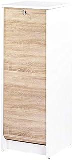 Simmob Armoires de Bureau, Panneaux de Particules de Bois mélaminé, 104