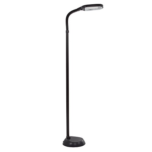 Lavish Home 72-6890 Lamp, 6 Feet, Black