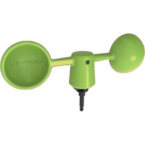 Vaavud VAV-1G - Anemómetro para móvil, color verde