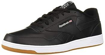 Reebok Men s Club MEMT Sneaker Black/White 10.5